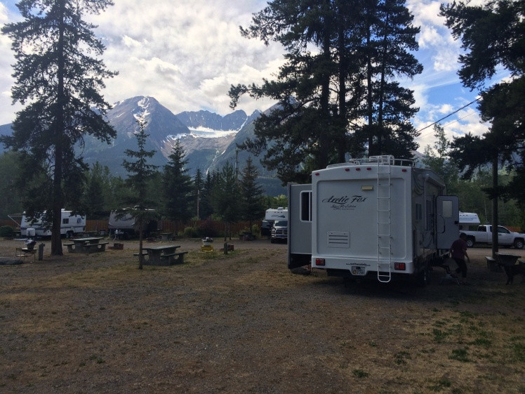 Glacier View Campground