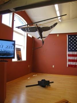 WWII Target Kite