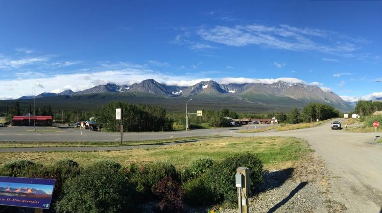 St Elias Mts
