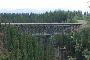 Kuskulana River Bridge