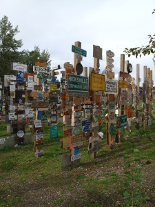 Sign Forest