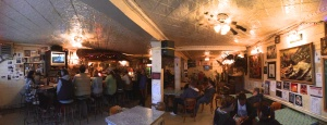 The Pit: Oldest Pub in Yukon Territory, 1898